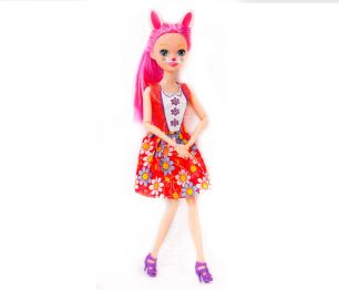 Кукла Enchantimals Бри (Кроля), 30 см. (TopToys)