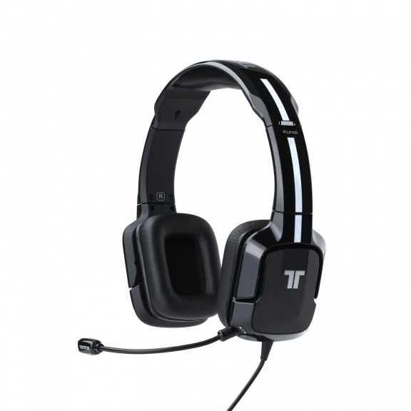 Гарнитура Tritton Kunai Stereo Headset Black (PS4,PS3,PC)