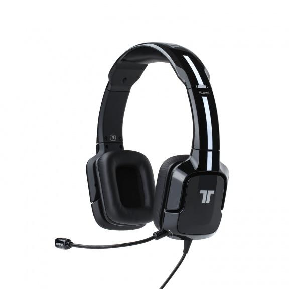 Гарнитура Tritton Kunai Stereo Headset Black (PS4,PS3,PC)