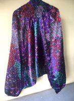 Красивые шелковые штаны алладины для восточных танцев, купить в Москве, интернет магазин