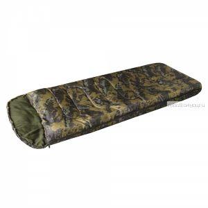 Спальный мешок Prival Camp Bag + питон /одеяло с подголовником, размер 220х95, t 0 +15С