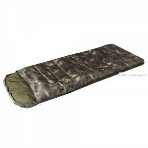 Спальный мешок Prival Camp Bag + K2 /одеяло с подголовником, размер 220х95, t 0 +15С