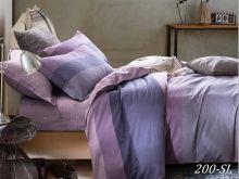 Комплект постельного белья Сатин SL 2-спальный  Арт.20/200-SL