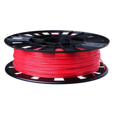 REC пластик FLEX Красный