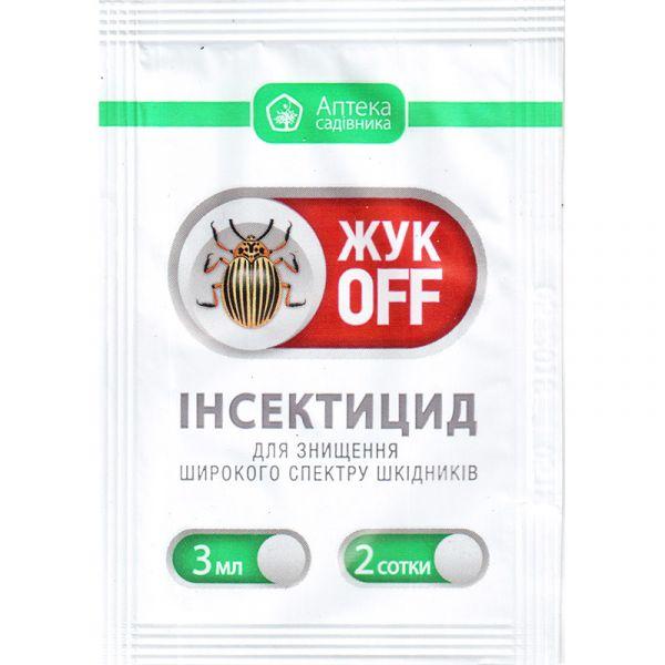 """""""Жук OFF"""" (3 мл) от Ukravit, Украина"""
