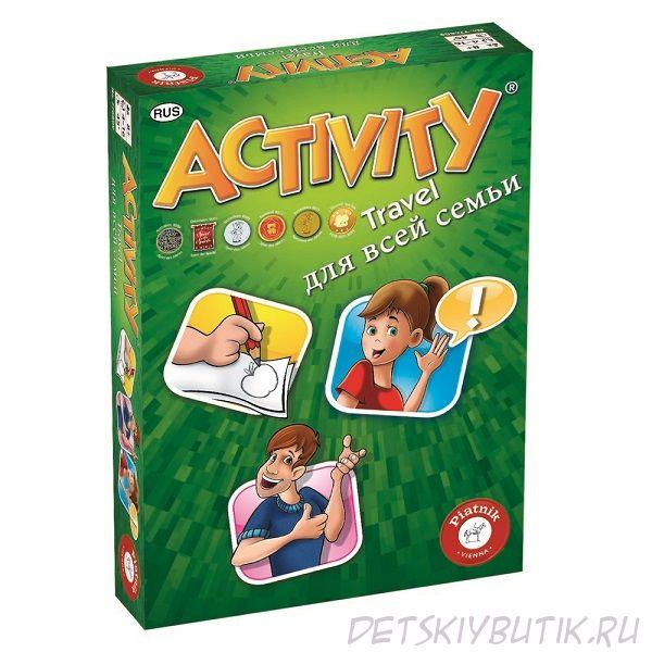 Игра настольная «Activity: для всей семьи», PIATNIK