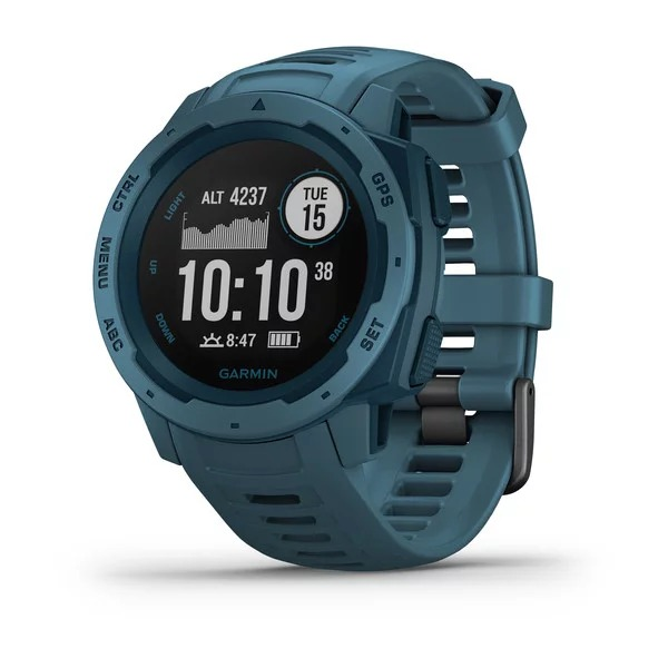 Часы Garmin Instinct Lakeside Blue