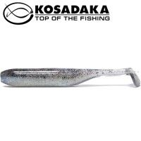Мягкие приманки Kosadaka Kolbaso 100 мм / упаковка 4 шт / цвет: SR