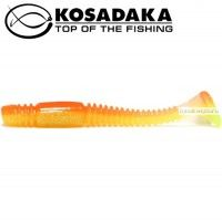 Мягкие приманки Kosadaka Tioga 100 мм / упаковка 6 шт / цвет: AGS
