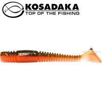 Мягкие приманки Kosadaka Tioga 100 мм / упаковка 6 шт / цвет: DM