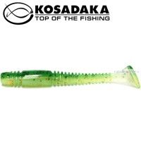 Мягкие приманки Kosadaka Tioga 100 мм / упаковка 6 шт / цвет: FTS