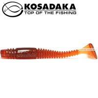 Мягкие приманки Kosadaka Tioga 100 мм / упаковка 6 шт / цвет: MOS