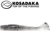 Мягкие приманки Kosadaka Tioga 100 мм / упаковка 6 шт / цвет: SR