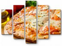 Модульная картина Пицца