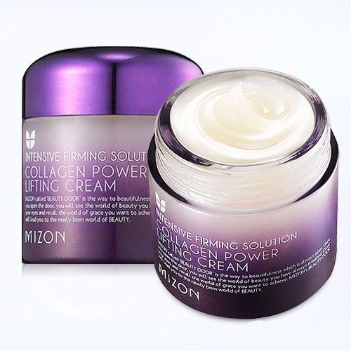 MIZON Коллагеновый лифтинг-крем для лица Collagen Power Lifting Cream