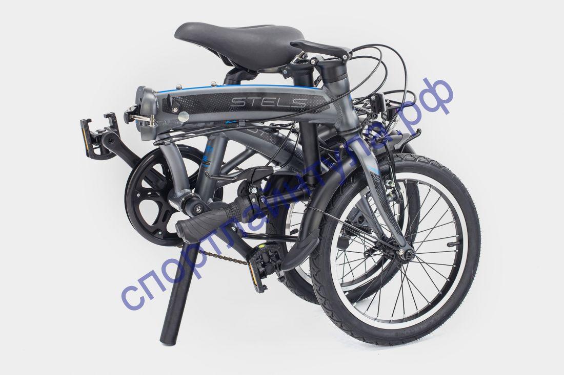 """Складной велосипед STELS Pilot-370 16"""" V010"""