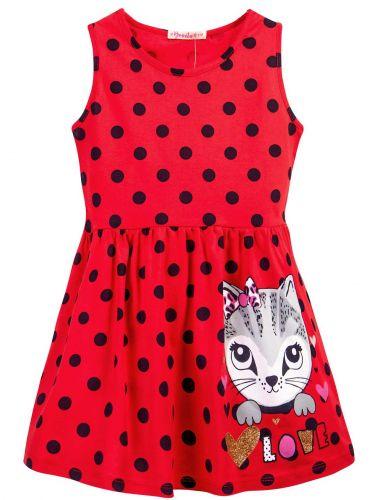 Платье для девочки Bonito 3-7 лет BK1172P5
