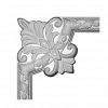 Угловой элемент Европласт Лепнина 1.52.283 Ш260хВ260хТ26