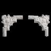Угловой элемент Европласт Лепнина 1.52.288 Ш270хВ270хТ32