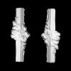 Угловой элемент Европласт Лепнина 1.52.289 Ш105хВ300хТ20