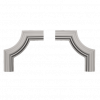 Угловой элемент Европласт Лепнина 1.52.308 Ш160хВ160хТ20
