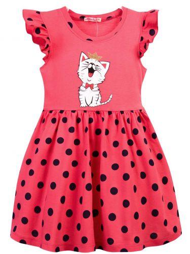 Платье для девочки 3-7 лет Bonito BK1168P4