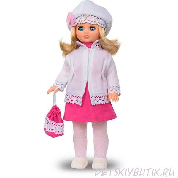 Интерактивная кукла Лиза со звуком