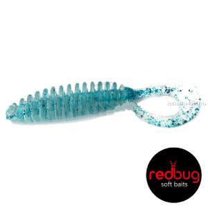 Мягкая приманка Redbug Zoom Tail 105 мм / упаковка 4 шт  / цвет:14