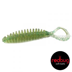 Мягкая приманка Redbug Zoom Tail 105 мм / упаковка 4 шт  / цвет:07
