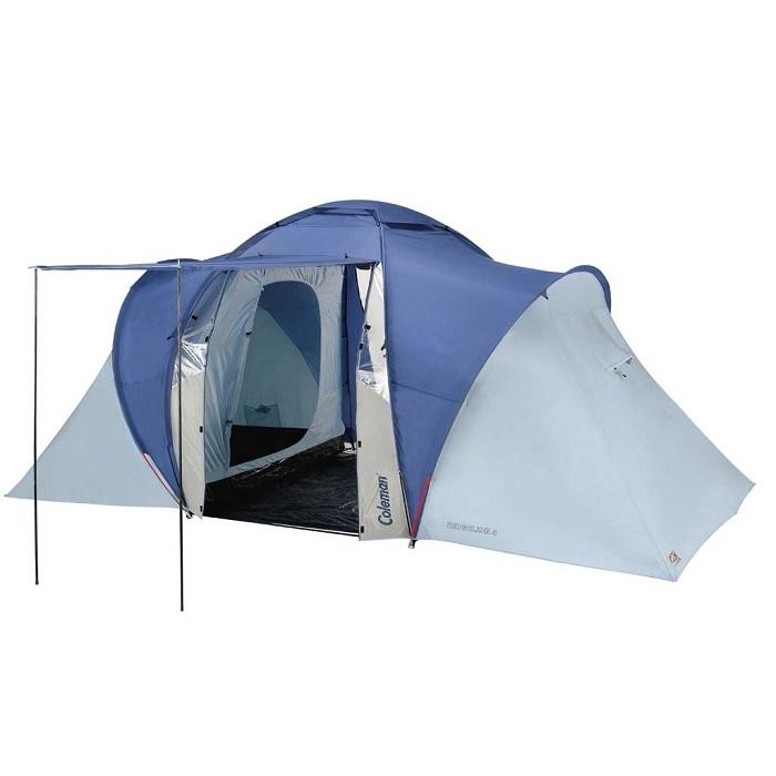 Палатка кемпинговая 4 местная с тамбуром Coleman (Колеман) Ridgeline (202668)