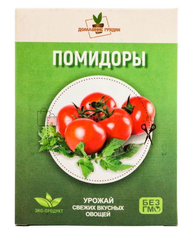 Домашняя Грядка Овощи, Помидоры