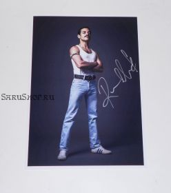 Автограф: Рами Малек. Богемская рапсодия /  Bohemian Rhapsody