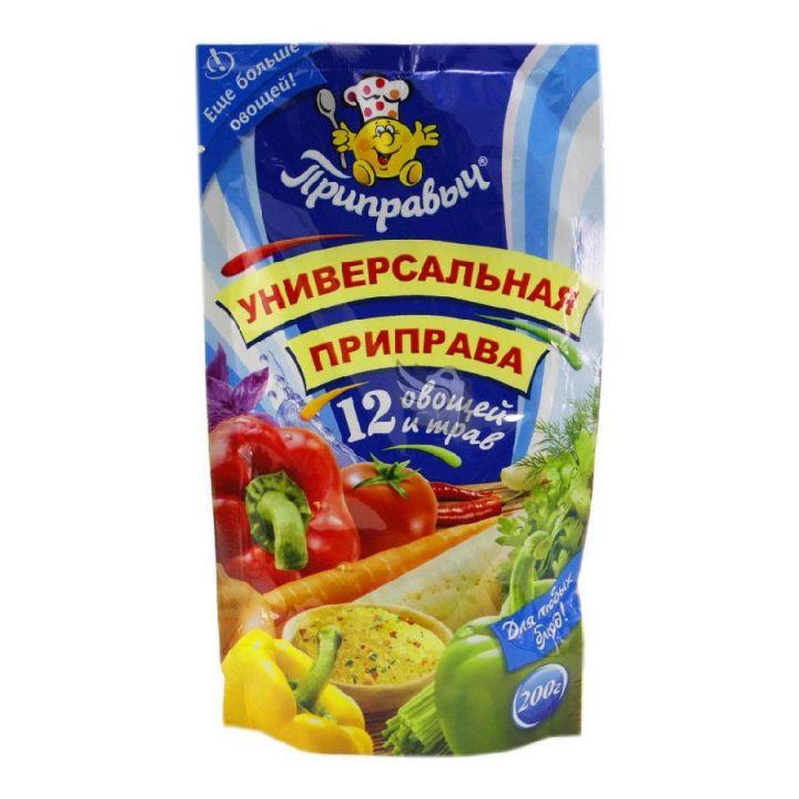 Приправа 12 овощей и трав 200г