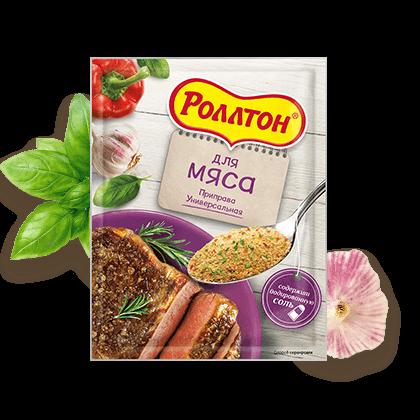 Приправа Роллтон Для мяса 80г