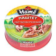 Паштет ХАМЕ 250г печеночный ж/б