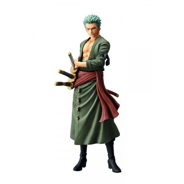Аниме фигурка One Piece - Grandista The Grandline Men Roronoa Zoro Зоро