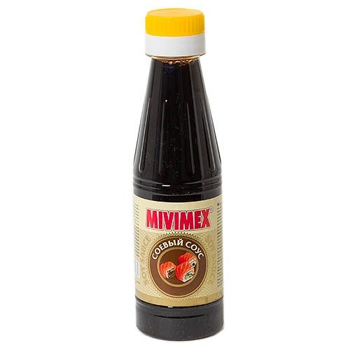 Соус Mivimex соевый пл/уп. 200г