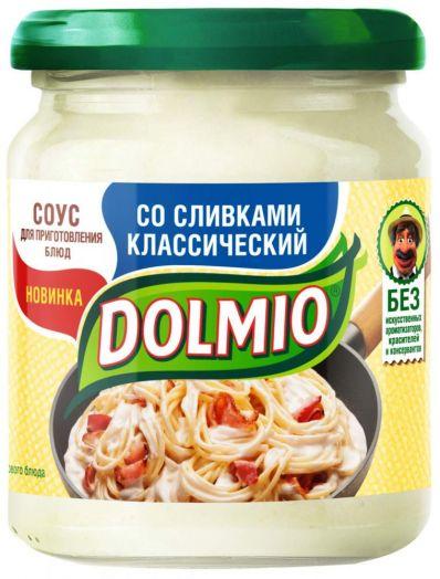 Соус Долмио со сливками 200г