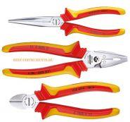 VDE RZB2-11 GE-1692291 Набор шарнирно-губцевого инструмента GEDORE, 3 предмета