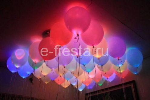 """Шар Светящийся 12"""""""