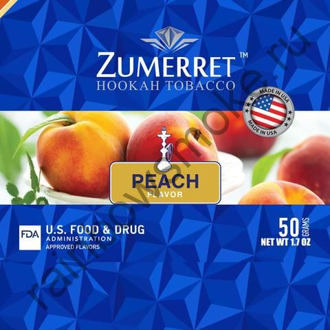 Zumerret Blue Edition 50 гр - Peach (Персик)