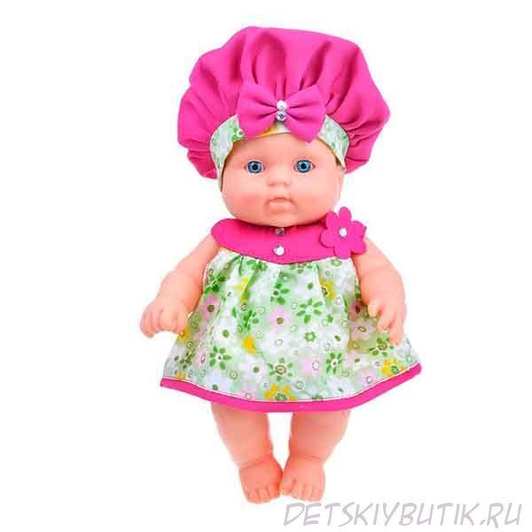 Кукла Карапуз, девочка, 20 см