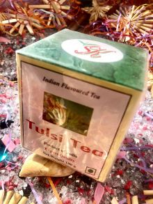 Чай SK Indian TULSI TEA Индия 100 гр