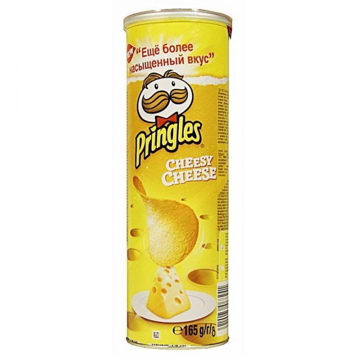Чипсы Принглс 165г Сыр