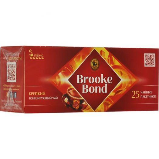 Чай Брук Бонд креп.тониз. 25пак*1,8г