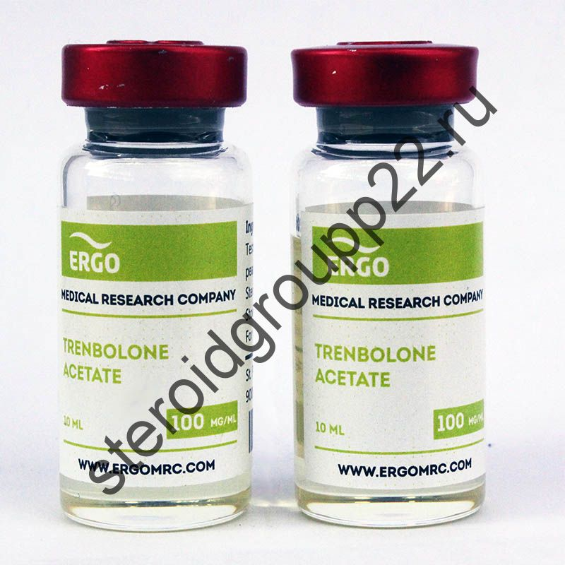 TRENBOLONE ACETATE (ERGO). 1 флакон * 10 мл. (100 мг / мл)