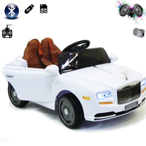 Детский электромобиль River Toys Rolls Royce