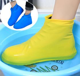 Силиконовые противодождевые чехлы для обуви