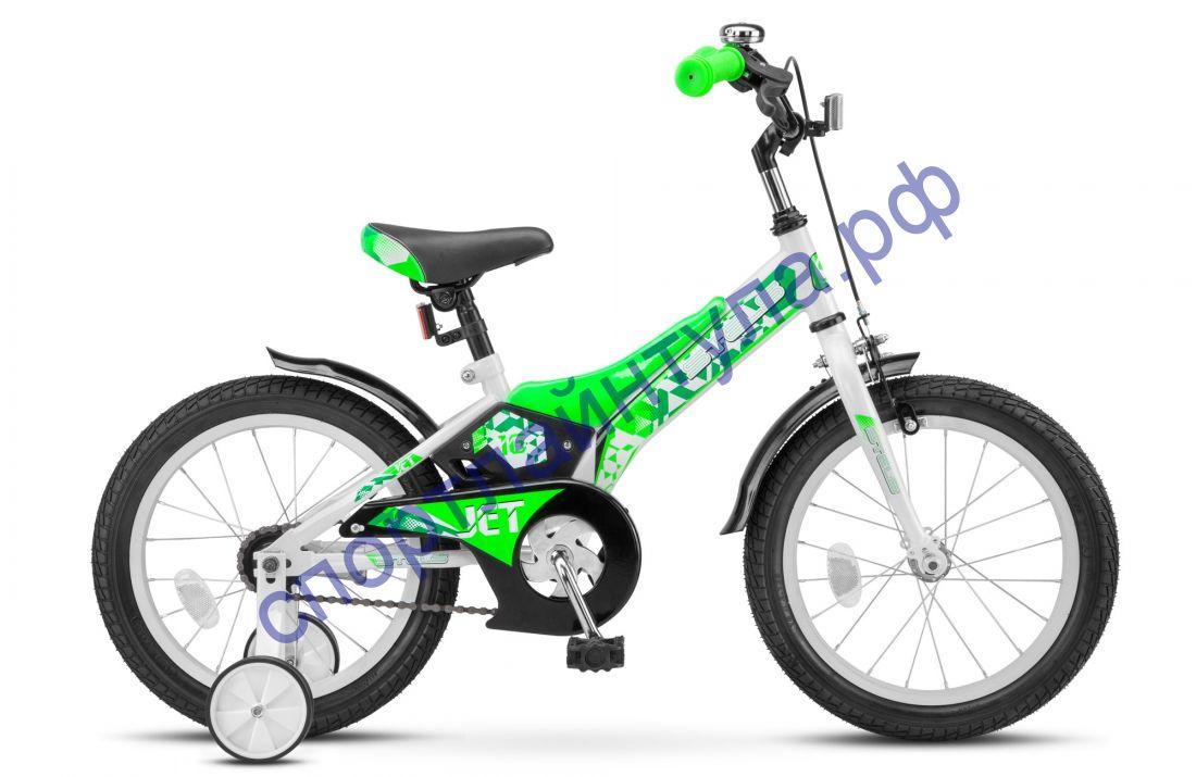 "Детский велосипед Jet 16"" Z010"