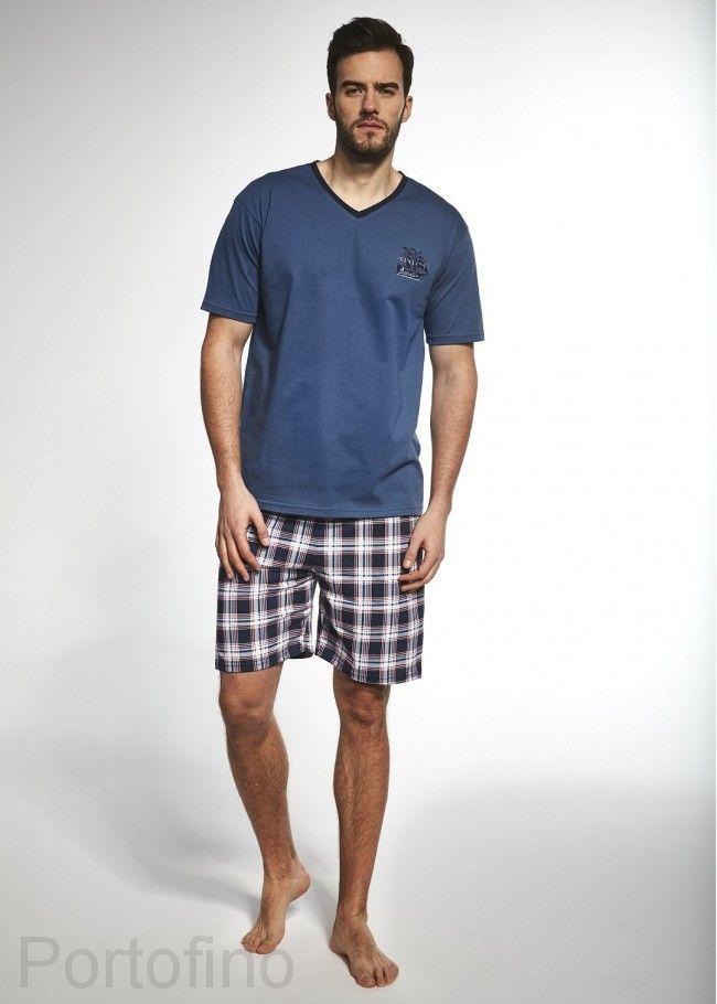 326-81 Пижама мужская короткий рукав Cornette